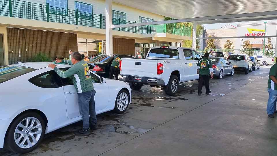 Topanga Canyon Car Wash