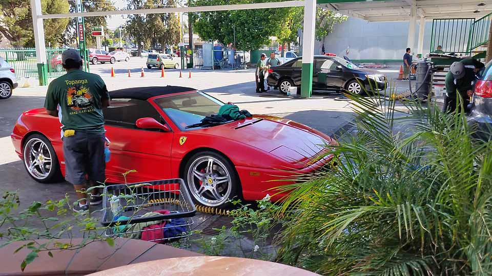 Car Wash Coupons Canoga Park