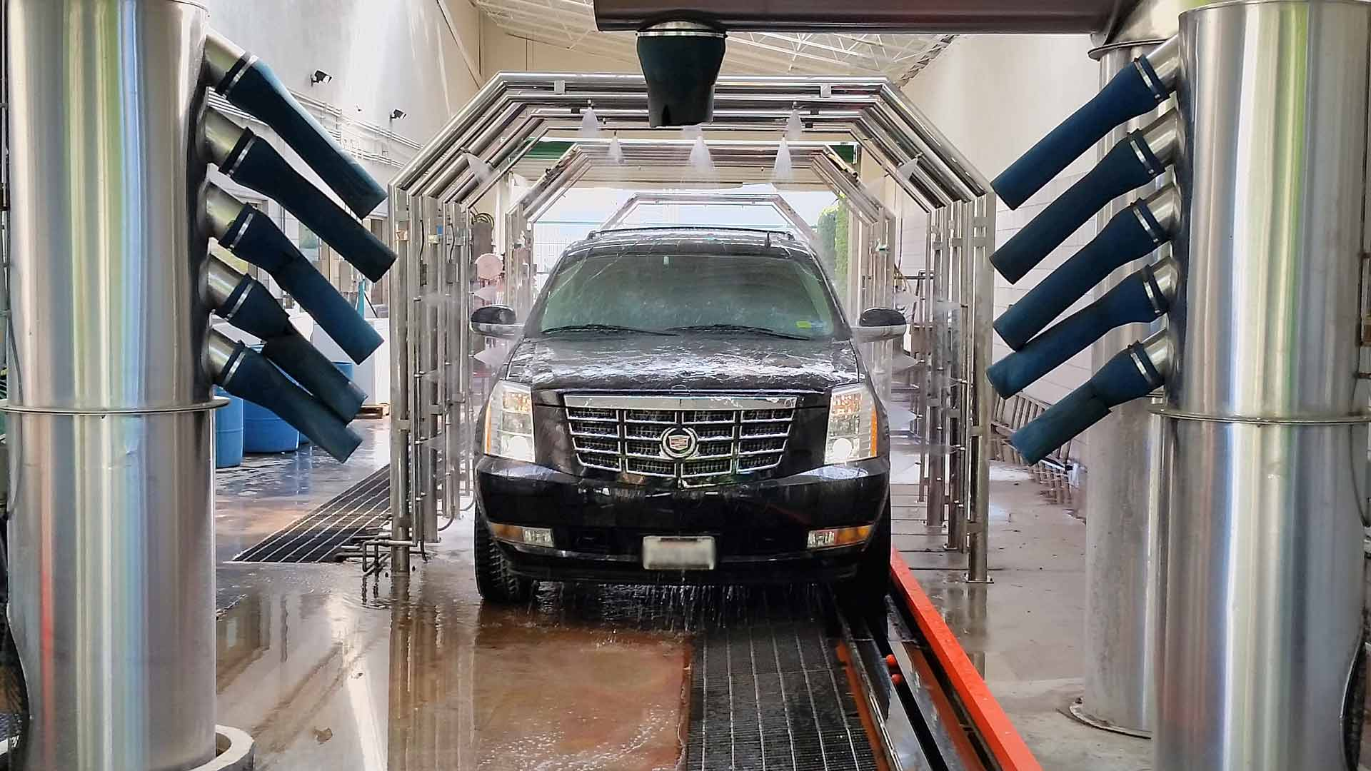 Tm Hand Car Wash